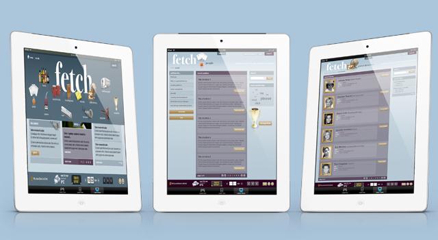 Global intranet / portal design > FMCG