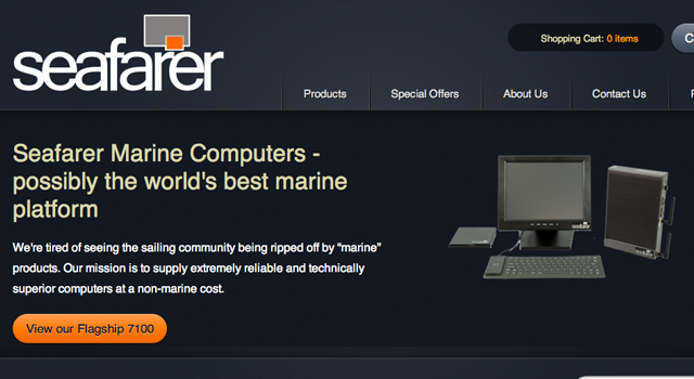 Branding > Marine Technology