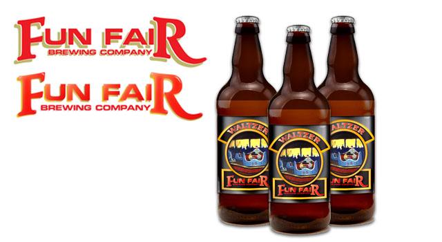 Branding > Funfair Brewery