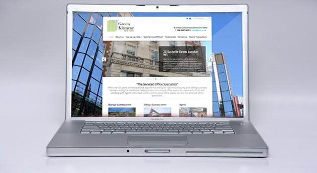 Branding > Green Kinnear Real Estate