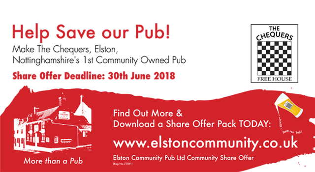 Pro Bono: Branding, Marketing, Design, PR > Save our Pub Campaign